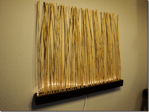 inspiration infuse an asian vibe with diy bamboo wall decor