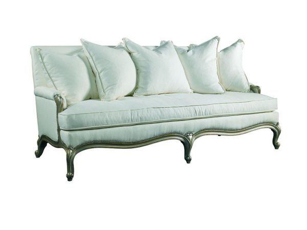 Inspiration Lillian August For Hickory White Living Room Bronte Sofa Medium