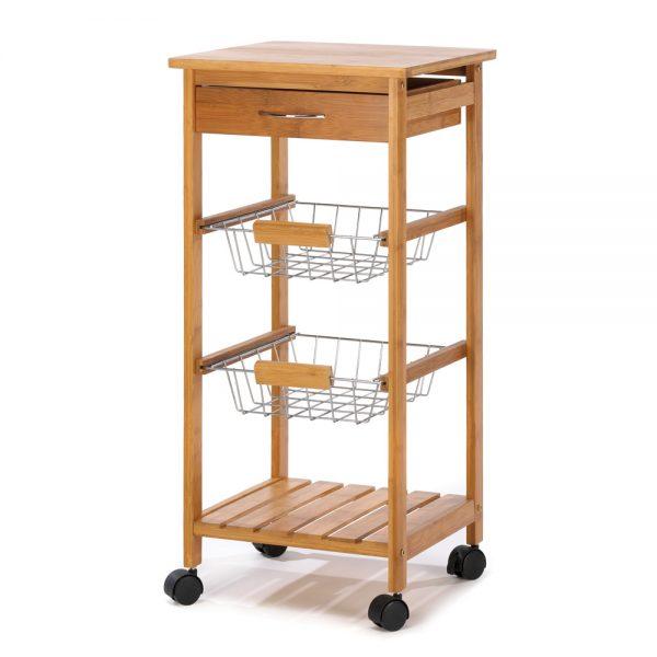 Inspiration Osaka Rolling Kitchen Cartsku 14710home Decor Medium