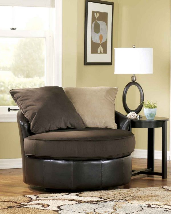Inspiration Round Living Room Chairs Medium