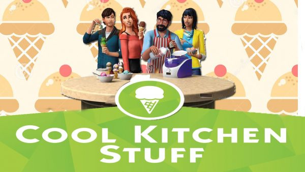 Inspiration Sims4 Cool Kitchen Stuff Pack Is It Really Cool Medium