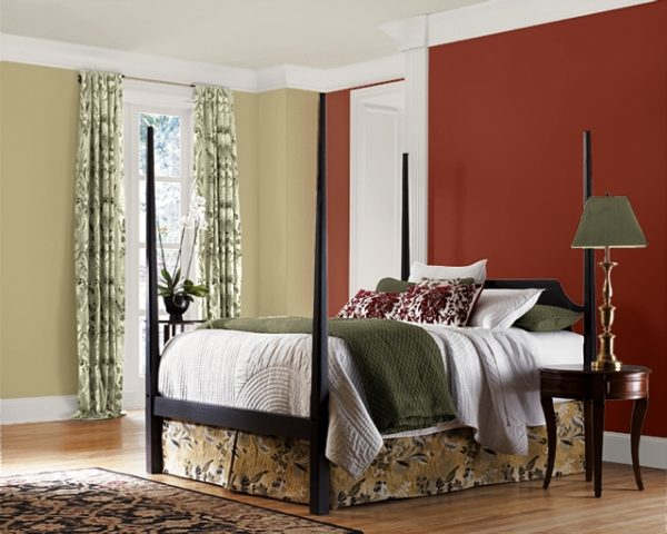 Inspiration Steel Lily Design The Red Accent Wall Medium