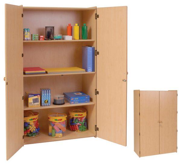Inspiration Steffywood Organizer Teachers 3 Shelf Wooden Locking Medium