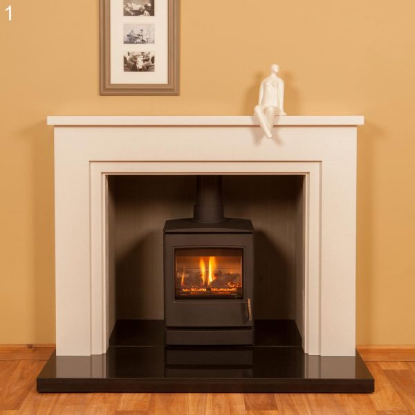 Inspiration Sutton Fireplace Surround  Colin Parker Masonry Medium