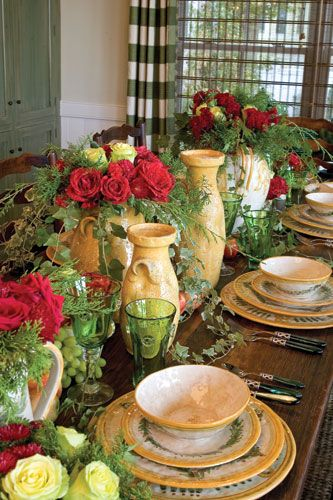 Inspiration Table Settings Tables And Italian On Medium