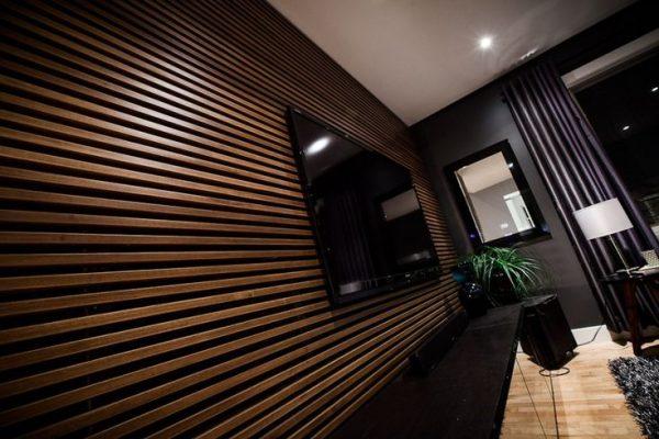 Inspiration The 25  Best Wood Slat Wall Ideas On Wood Medium