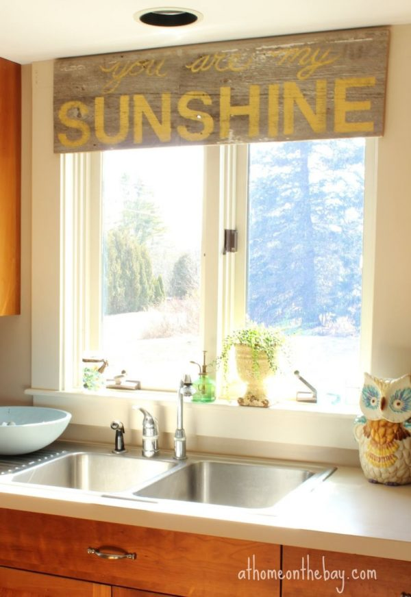 Inspiration These 20 Kitchen Curtains Will Lighten Brighten And Medium