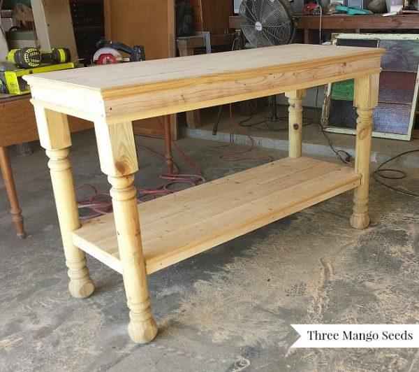 Inspiration Three Mango Seeds Laundry Room Folding Table Medium