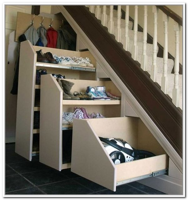 Inspiration Under The Stairs Storage Closet Ideashome Design Ideas Medium