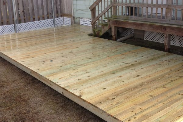 Inspiration Wood Decks  Impact Fence And Deck Medium