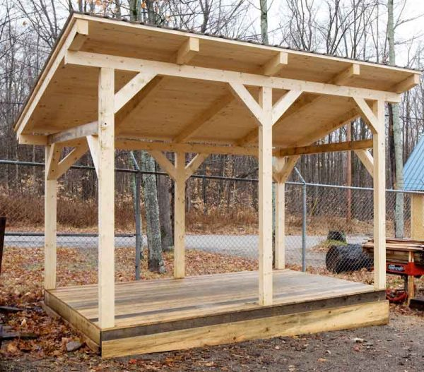 Inspiration Wood Shed Plans And Instructions Storage Shed Plans Medium