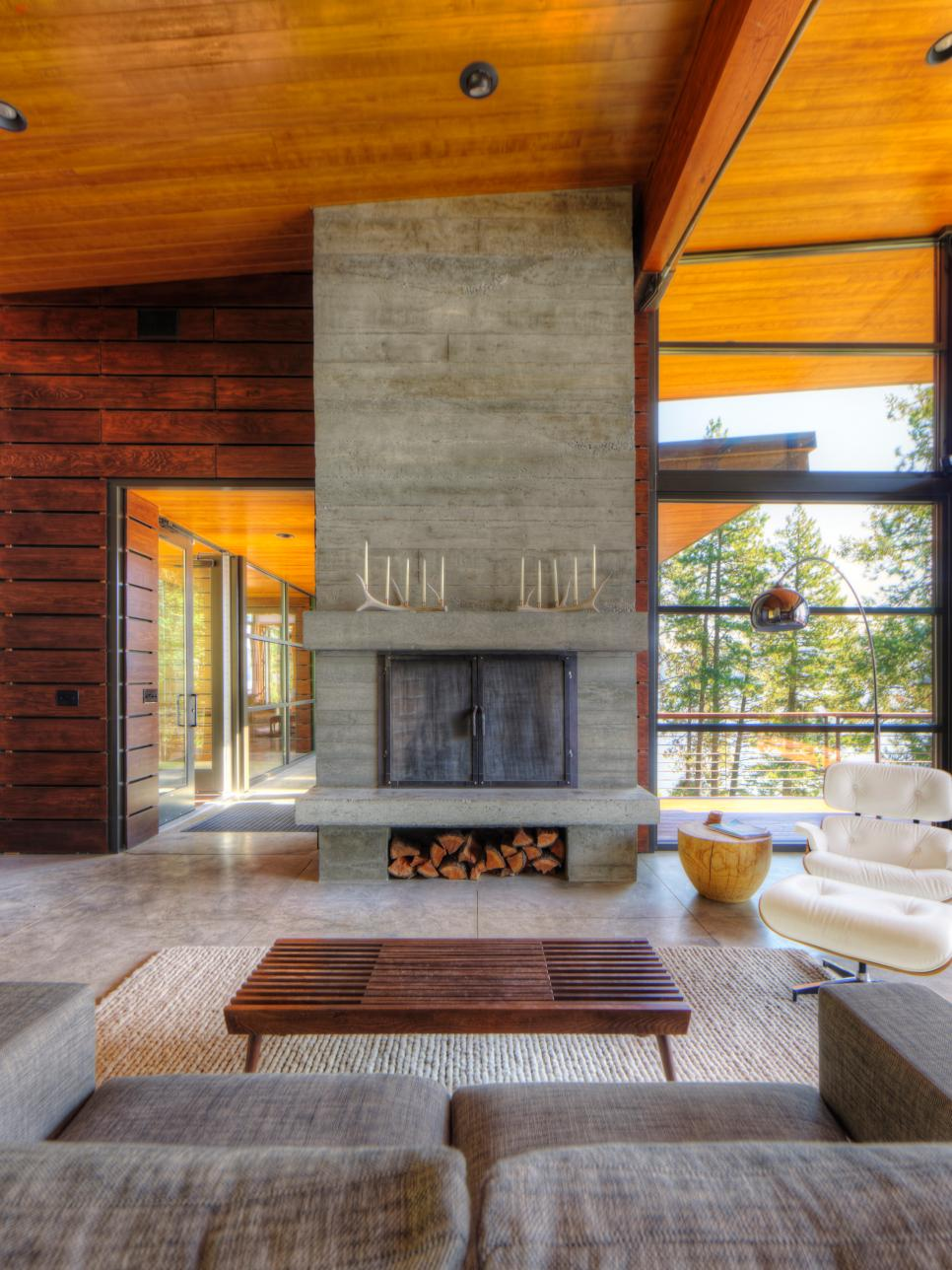 inspirational 17 hot fireplace designshgtv