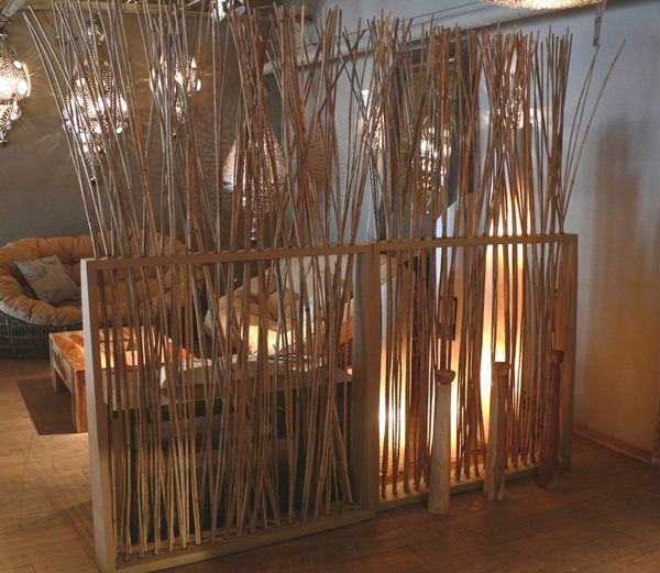 Inspirational 34 Ideas For Decorative Bamboo Poles  How To Use Them Medium
