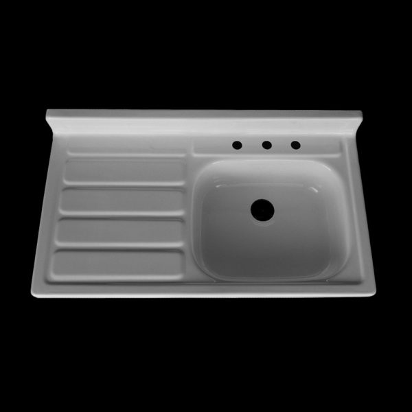 Inspirational 42 X 24 Single Bowl Drainboard Farmhouse Sink Medium