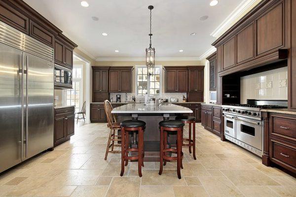 Inspirational 53 Spacious New Construction Custom Luxury Kitchen Designs Medium
