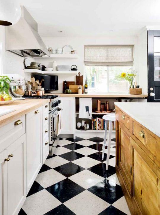 Inspirational 70 Best Black And White Kitchens Images On Medium