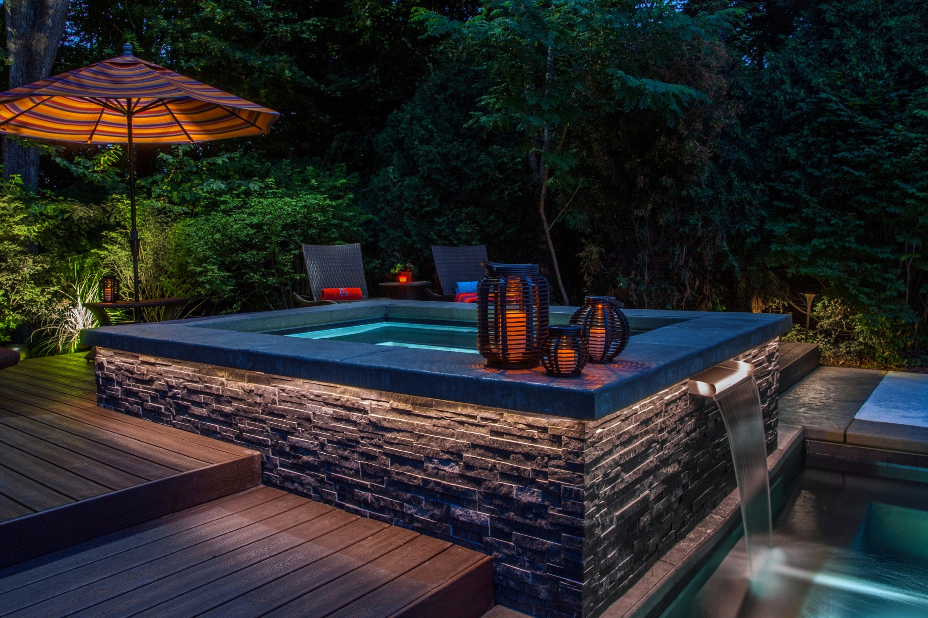 inspirational awesome above ground plunge pool designs for home swimming