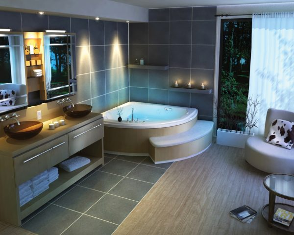 Inspirational Bathroom Tile 15 Inspiring Design Ideas Medium