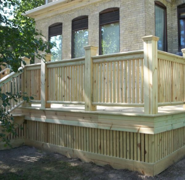 Inspirational Compare Best Decking Material Wood Decks Vs Composite Medium
