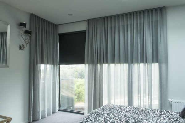 Inspirational Curtain Outstanding Curtains With Blinds Replacing Blinds Medium