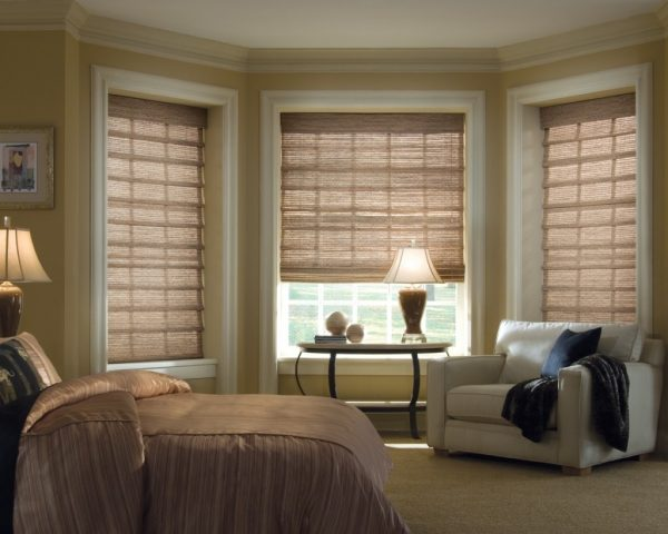 Inspirational Different Classes Of Shades For Bay Windows Theydesign Medium