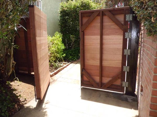 inspirational diy wooden gatesoutdoorthemecom