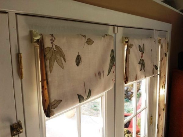 Inspirational French Door Curtain Rods Home The Honoroak Medium