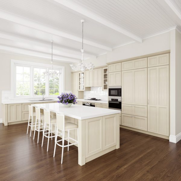 Inspirational French Provincial Kitchen Traditional Kitchen Sydney Medium