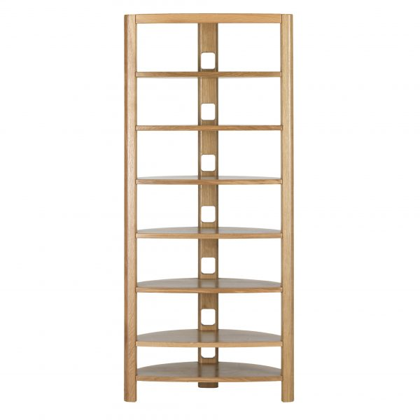 Inspirational Furniture Diy Old Door Tall Corner Shelves Design Idea Medium