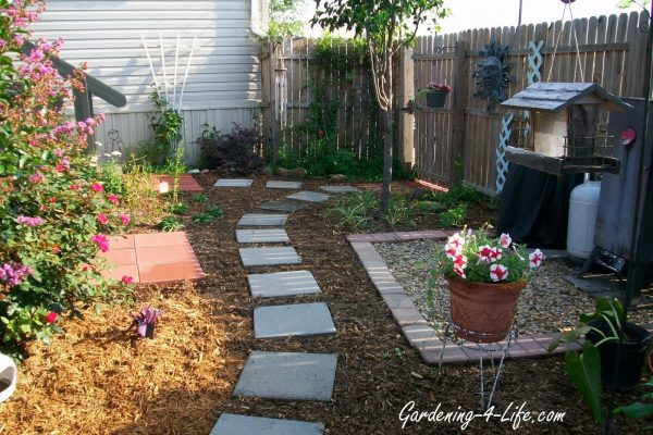 Inspirational Gardening4life Backyard Makeover Medium