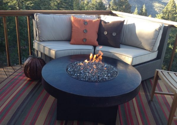 Inspirational Gas Fire Pits By Oriflamme Fire Tables Traditional Medium