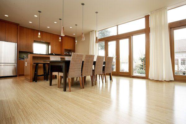 Inspirational Green Kitchens Sustainable Flooring Medium