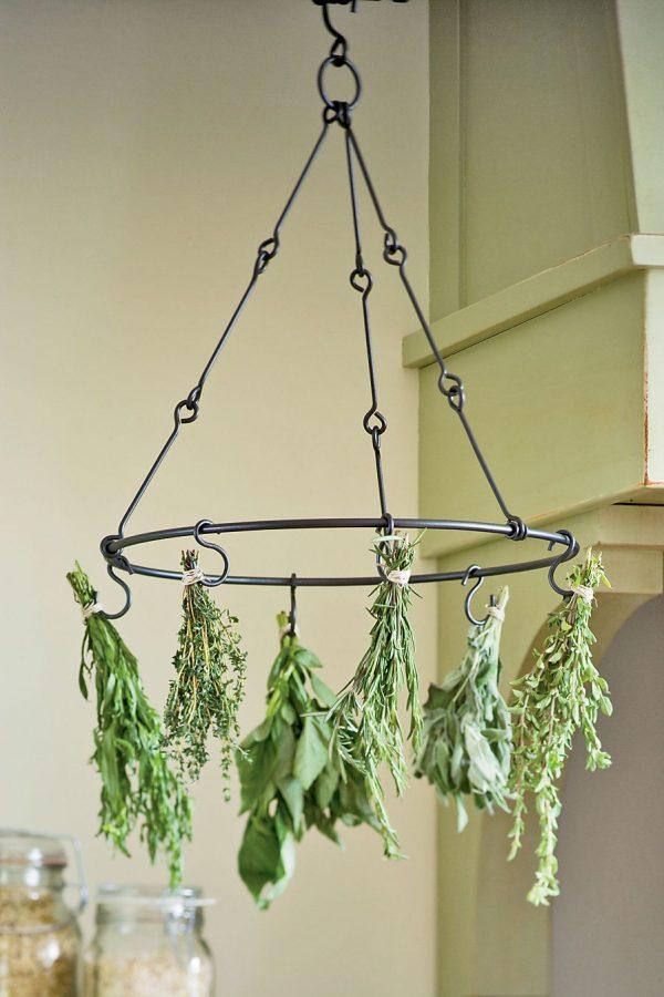 Inspirational Herb Drying Rack For Preserving Herbsgardeners Supply Medium