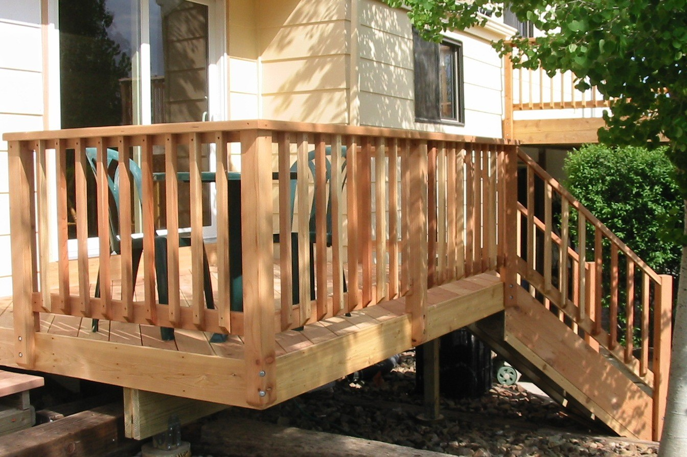 inspirational impressive elegant modern wood decks ideas   inspirations