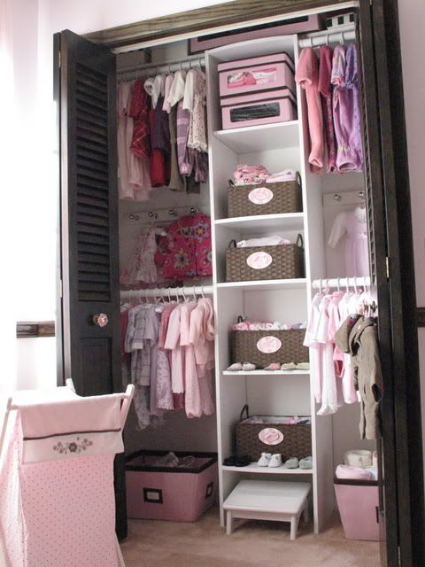 Inspirational Nursery Closet Organization Easy Diy Baby Closet Medium