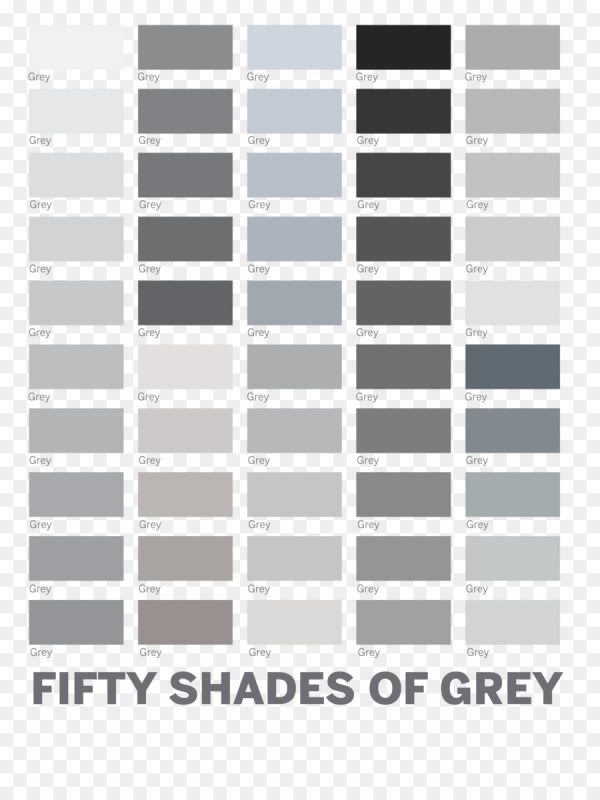 Inspirational Shades Of Gray Tints And Shades Color Chart Color Scheme Medium