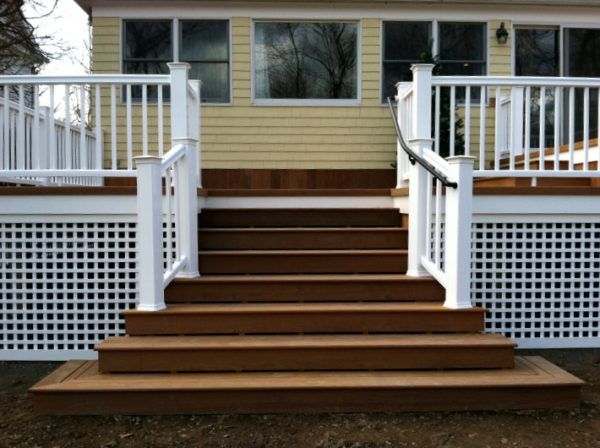 Inspirational St Louis Decks Getting The Look You Want With Skirting Medium