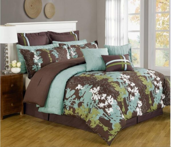 Inspirational Turquoise And Brown Bedding Turquoise And Brown Bedding Medium