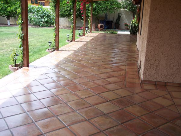 Inspirational Ultimate Guide To Scottsdale Outdoor Tiledesert Tile Medium