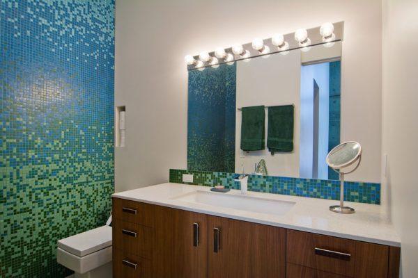 Looking 24  Mosaic Bathroom Ideas Designsdesign Trends Medium