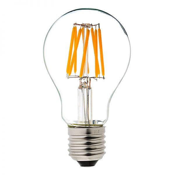 Looking A19 Led Bulb 60 Watt Equivalent Led Filament Bulb Medium