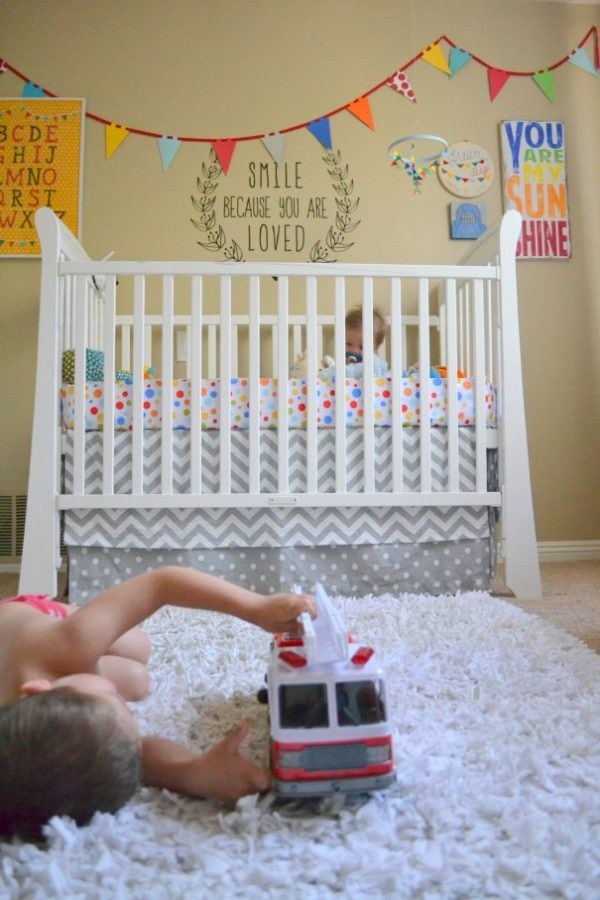 Looking Colorful Baby Nursery Decor And My Favorite Baby Items Medium