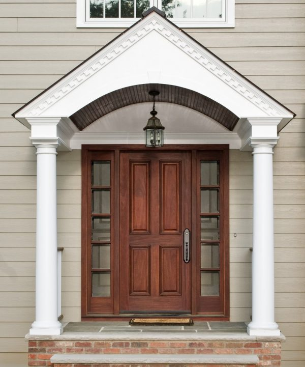 Looking Estimable Double Front Doors For Homes Choosing Excellent Medium