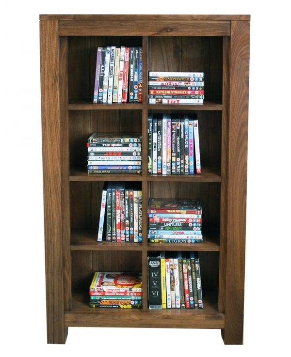 Looking Furniture Small Homemade Unvarnished Dvd Storage Boxes Medium