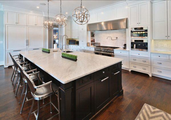 Looking Homeofficedecorationcustom Built Kitchen Islands Medium