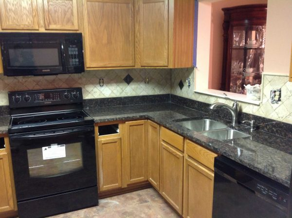 Looking Kitchen Backsplash Cheap Countertops Countertop Ideas 2018 Medium