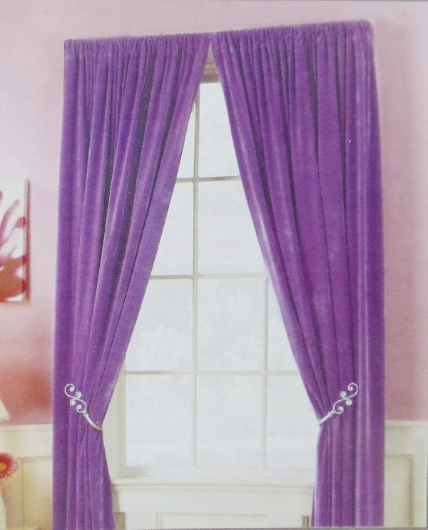 Looking Light Purple Interior Bedrooms With Curtains For Girl Medium