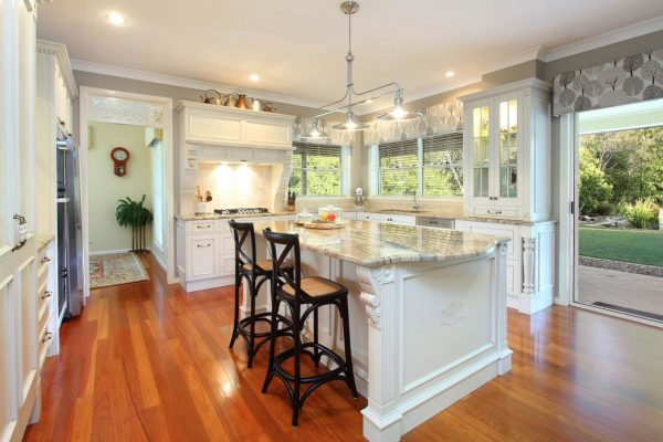 Looking Modern French Style Provincial Kitchens In Melbourne   Sydney Medium