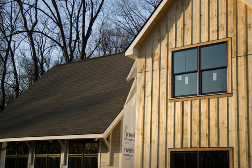 Looking Offgrid Home Sweet Home Board And Batten Siding Medium