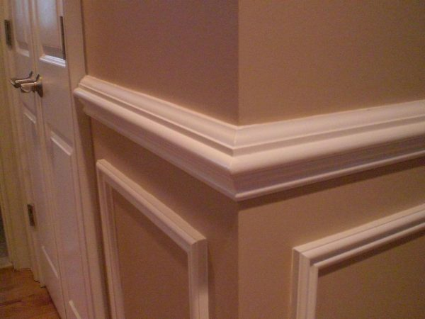 looking painting paneling with chair rail painting free engine medium